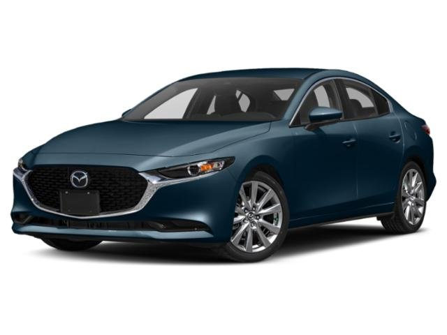 New 2021 Mazda3 Sedan 2.5 S w/Select Package