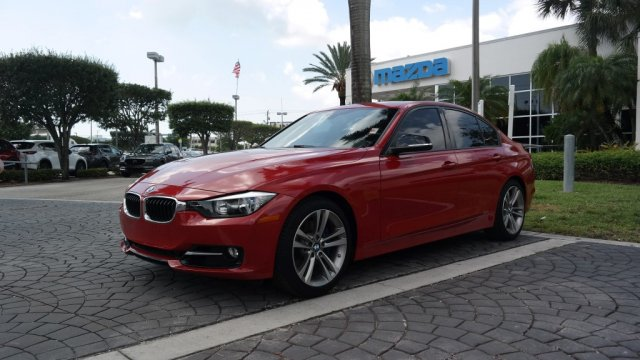 Pre-Owned 2015 BMW 3 Series 328i SPORT