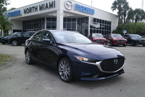 Certified Pre-Owned 2020 Mazda3 Select SE